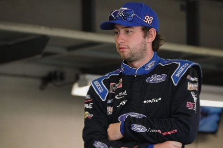 Chase Briscoe officially named driver of the No. 14 Cup Seriescar