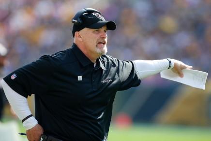Falcons fire head coach Dan Quinn, GM ThomasDimitroff