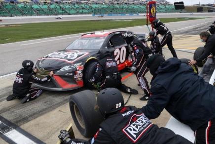 Richard Petty Motorsports hires Erik Jones as 2021driver