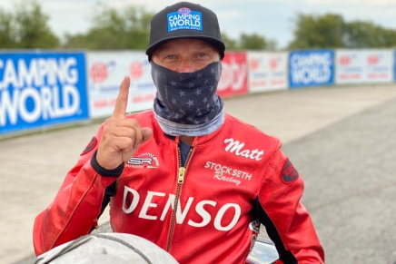 Smith claims third straight No. 1 qualifier at the 2020FallNationals