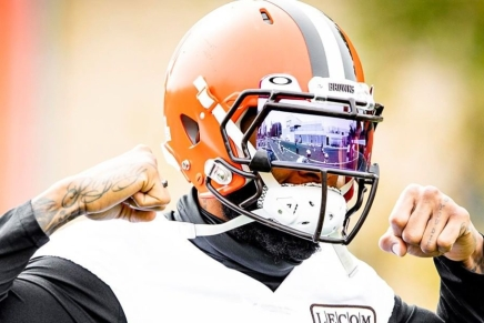 Could we have seen Odell Beckham Jr. for the final time in a Browns jersey?