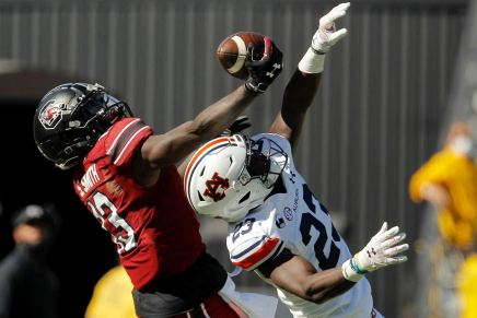 South Carolina defeats Auburn for first-time since1933