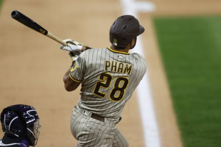 Padres' Tommy Pham needed emergency surgery after being stabbed