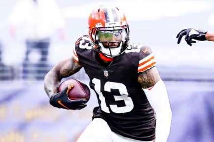 Browns lose OBJ for 2020 season with torn ACL