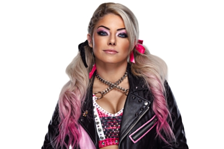 WWE Superstar Alexa Bliss is engaged to singer RyanCabrera