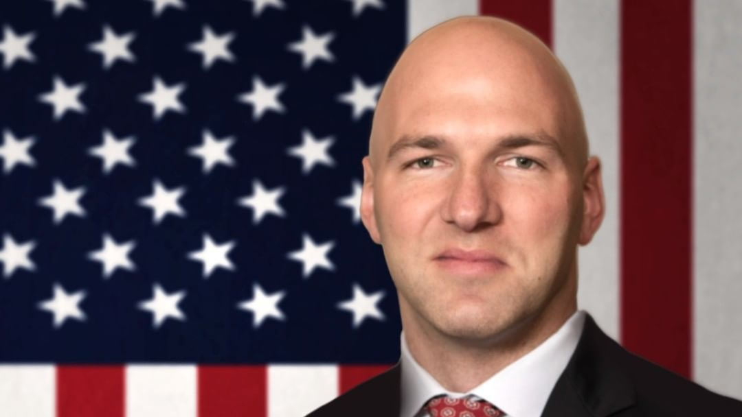 Former pro athlete Anthony Gonzalez has won re-election to represent Ohio's 16th Congressional District in the U.S. House of Representatives