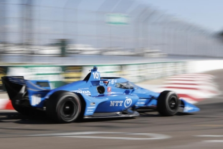NTT Data extends Chip Ganassi Racing partnership with multi-year deal