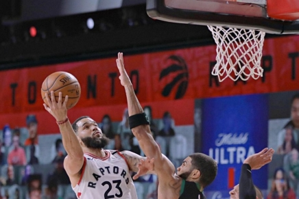 Raptors to play home games during 2020-21 season in Tampa,Florida