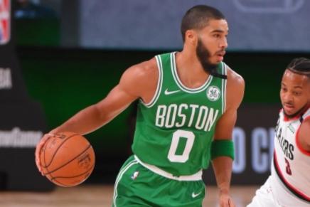 Celtics re-sign Jayson Tatum through 2025-26season
