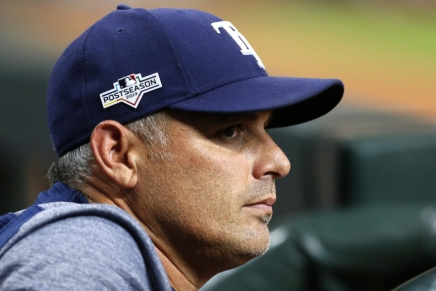 Rays' Kevin Cash wins 2020 AL Manager of theYear
