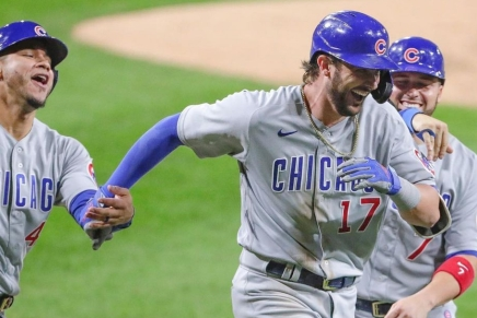 Nationals considering a trade for KrisBryant