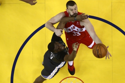 Lakers sign free agent center MarcGasol