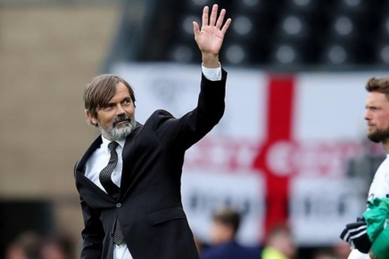 Derby County F.C. parts with head coach Phillip Cocu