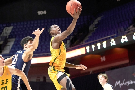 Dons upset No. 4 Cavaliers in Homelight Classic inConnecticut
