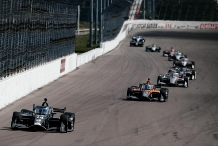 Johnson, Kanaan to split time in No. 48 IndyCar entry in 2021