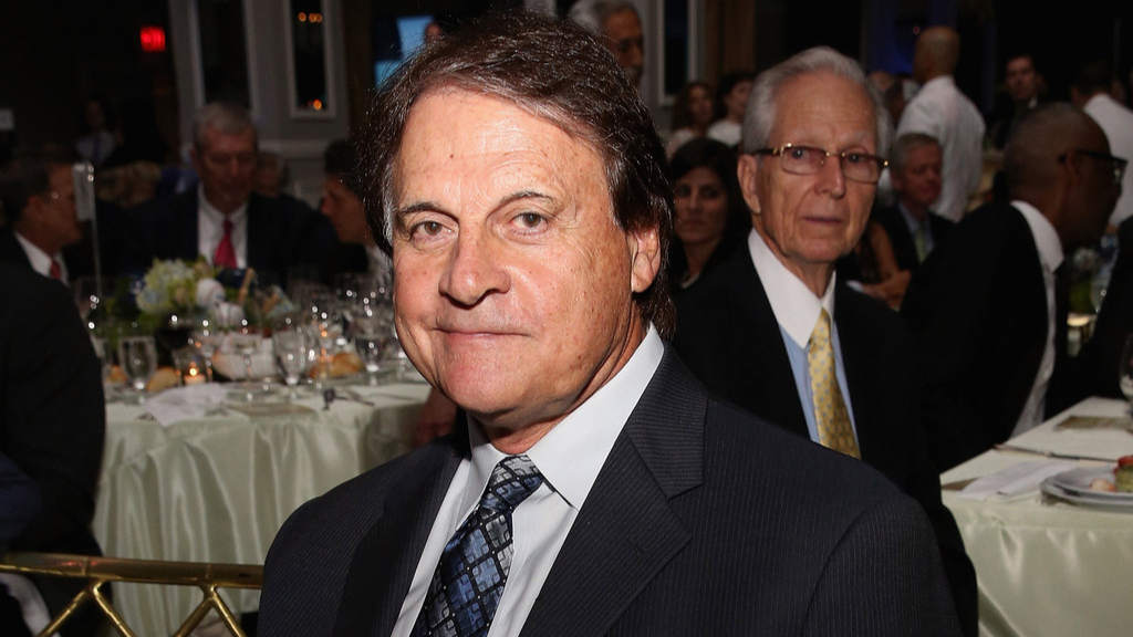 Former MLB manager Tony La Russa attends the Prostate Cancer Foundation Invites You To The 2015 New York Dinner With Celebrity Hosts Whoopi Goldberg & John O'Hurley