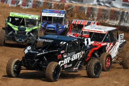 Lucas Oil Off Road Racing Series has been shutdown