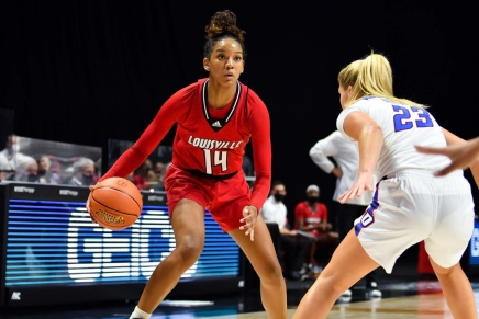 Fifth-ranked Cardinals defeat No. 20 Blue Demons by 41