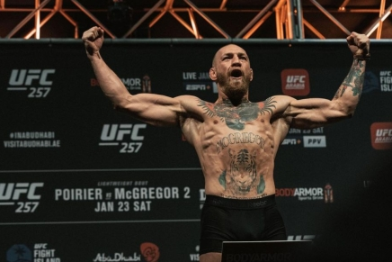 UFC 257 McGregor vs. Poirier 2 preview