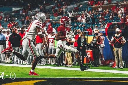 Crimson Tide beat down Buckeyes to win sixth national championship under Saban