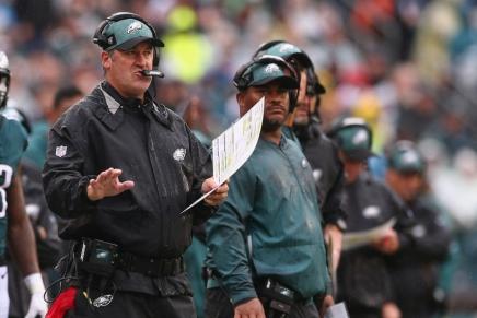 Eagles fire their lone Super Bowl winning coach Doug Pederson after fiveseasons