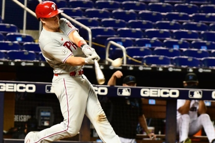 Phillies sign J.T. Realmuto to largest deal in MLB history by acatcher