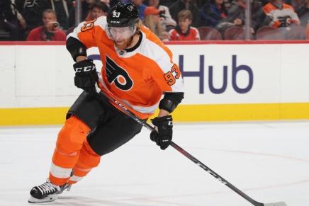 Flyers' Voráček calls Philly reporter a 'weasel'