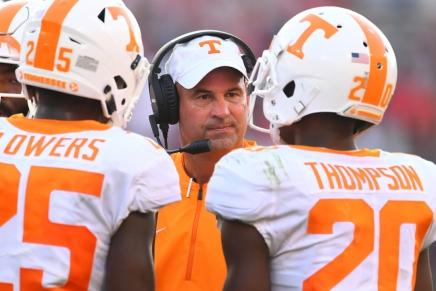 Tennessee fires football coach Jeremy Pruitt after internalinvestigation
