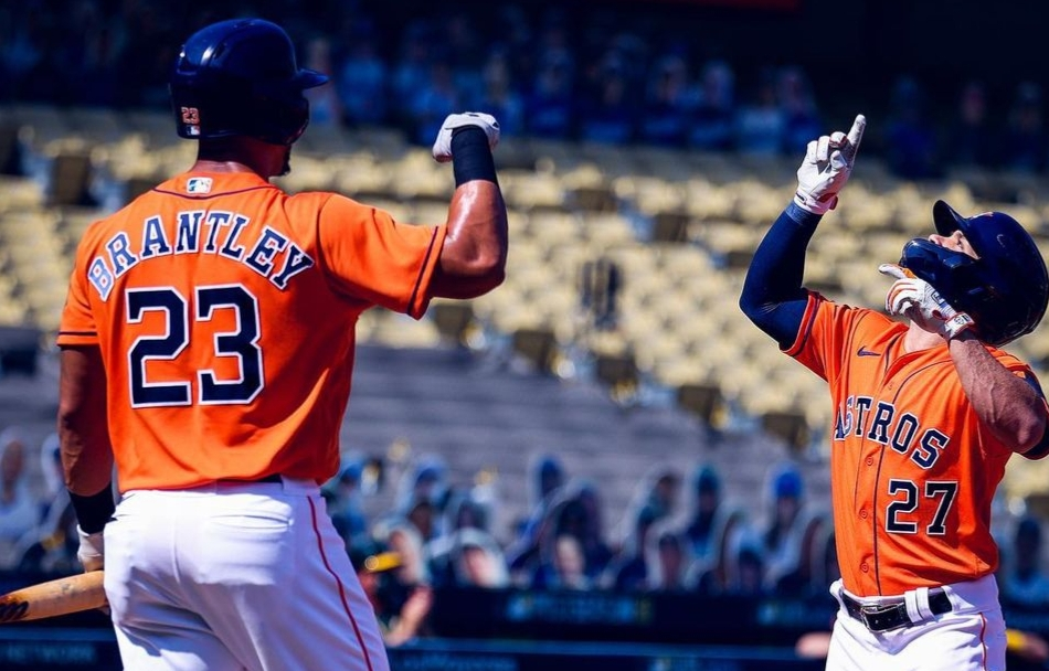 After losing George Springer to the Blue Jays, Astros re-sign MichaelBrantley