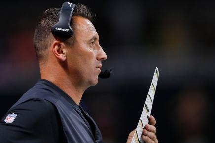Longhorns hire Steve Sarkisian as their new head footballcoach