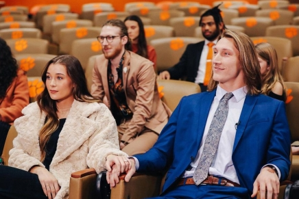 Clemson's star and projected No. 1 overall pick Trevor Lawrence declares for the 2021 NFLDraft