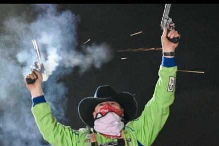 Erb wins his second straight 2021 Wild West Shootoutevent