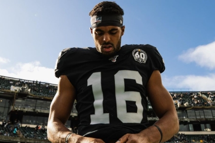 Raiders released Tyrell Williams, who missed the 2020 season