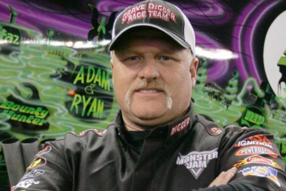 Monster Truck legend Dennis Anderson enters Monster Jam Hall ofFame
