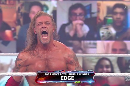 Edge wins second Royal Rumble match at Tropicana Field
