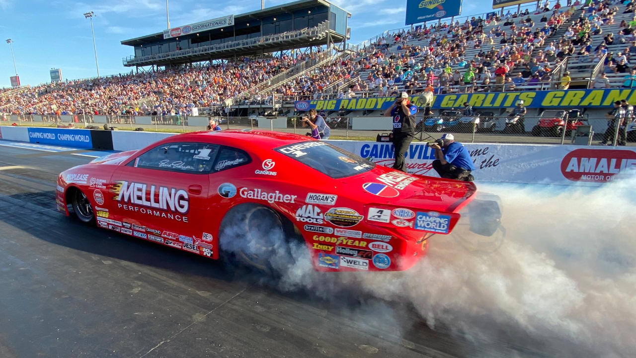 Bristol added, Virginia postponed to 2021 NHRA schedule