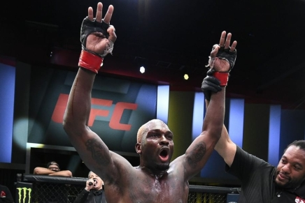 Brunson wins fourth straight, defeats Holland at UFC on ESPN 21