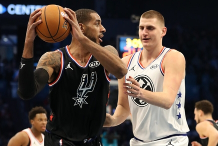 Spurs distance themselves from LaMarcusAldridge