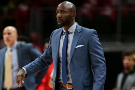 Hawks fire head coach Lloyd Pierce after two-plus seasons