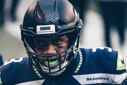 """Report: Bears are """"prioritized"""" a trade for Seahawks' RussellWilson"""