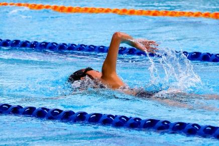 Former GB swimmer Decaire homeless nearLondon