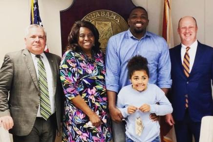 Harris: Alabama officials closer to establishing Aniah'slaw