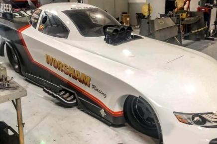 Del Worsham to make Funny Car Chaos debut inTexas