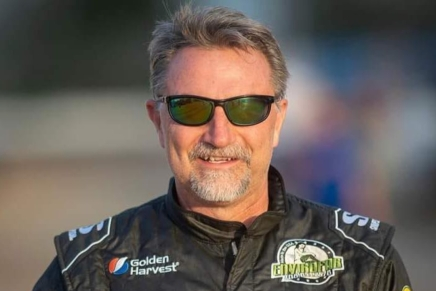 Family: Sprint Car driver Dave Darland suffers stroke in Indiana