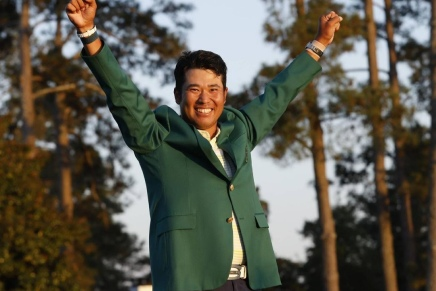 Matsuyama makes history, as first Japan male golfer to win TheMasters