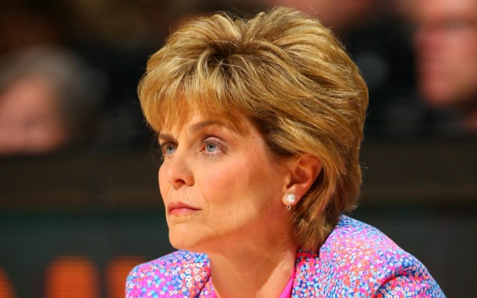 LSU hits home run: hires Mulkey as WBBcoach