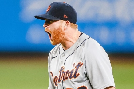 Tigers' Spencer Turnbull no-hitsMariners