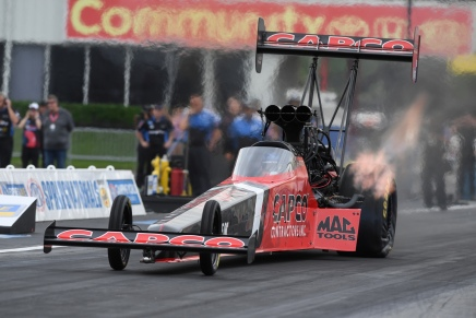 Torrence defeats Kalitta in Texas for 43rdwin