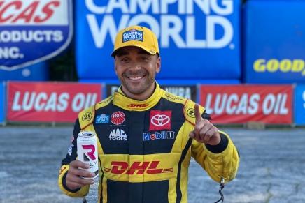 Todd wins final Funny Car Atlanta No. 1qualifier
