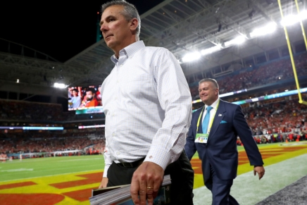 Jaguars' Meyer, Strong appear at 2021 AEW's Double orNothing